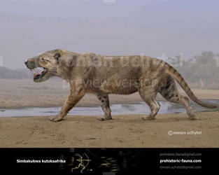 Simbakubwa kutokaafrika by Rom-u
