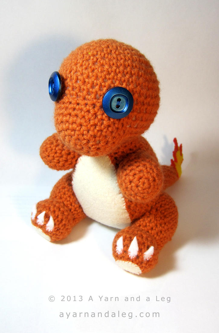 Charmander by SBuzzard