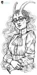 Capricorn (Sketch) by SBuzzard