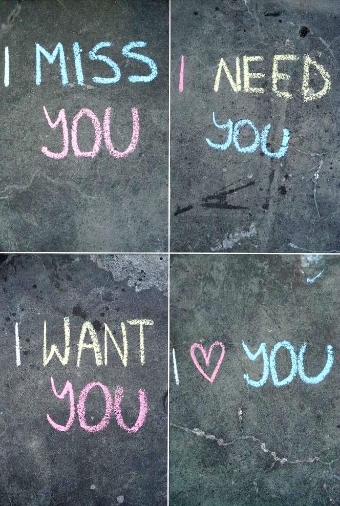 i-miss-u i-need-u i-want-u i-love-YOU by tianalovesyouxx ...