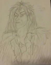 Jareth, The Goblin King by JadeCrossroads