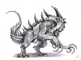 DnD creature - Tarrasque