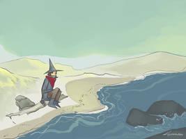 High tide by Dopom1nn