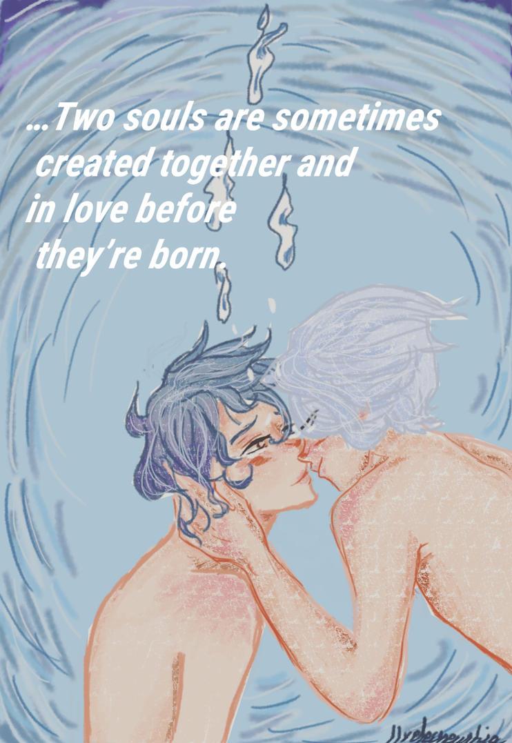 Two souls... by ilreleonewikia
