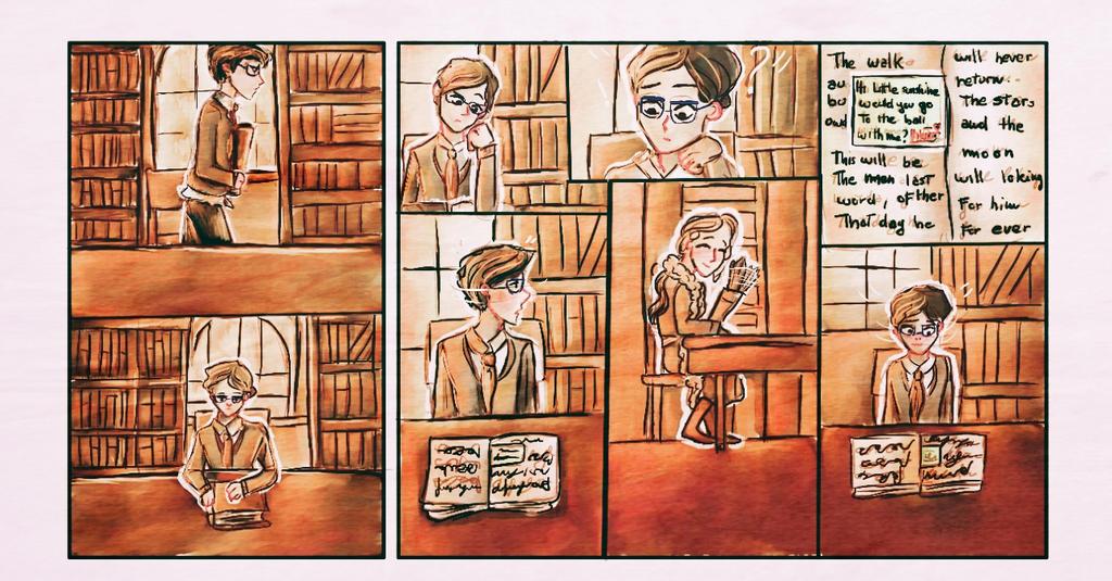 Vikturi HP crossover - comic part 1 by ilreleonewikia