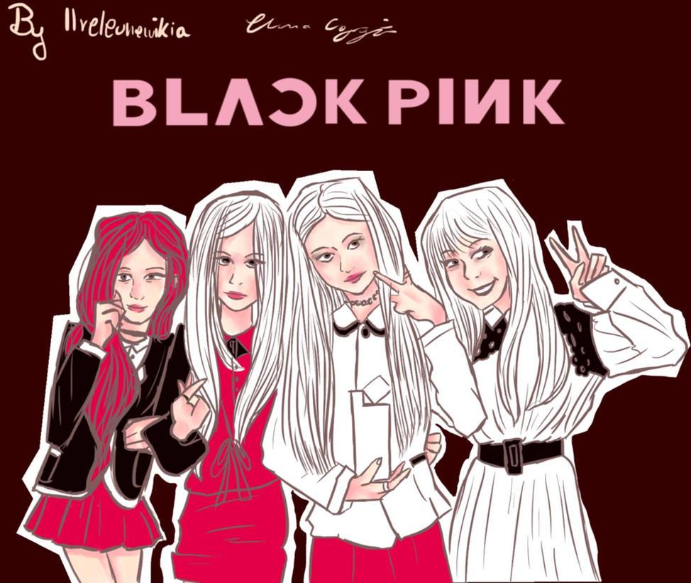 BlackPink by ilreleonewikia