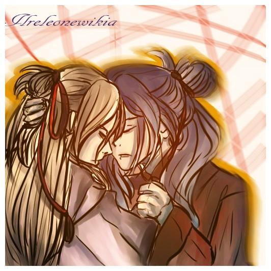 Takemikazuchi x Kiun - Noragami by ilreleonewikia