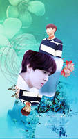 SF9_For Jaeyoon 23thHBD_Phone Wallpaper by luoyingxband