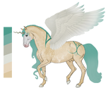 Custom Pegasus for RebeccaM-Art