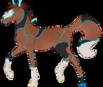 N6497 Padro Foal Design