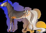 N6523 Lucent - Stallion