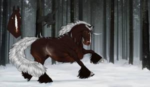 Beasty Horse Adopt {CLOSED}