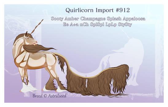 912 Quirlicorn Design
