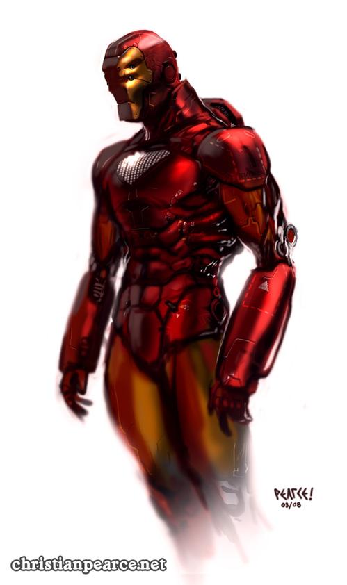 It's Kinda like Iron Man by ChristianPearce