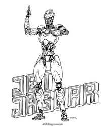 Jet Jaguar! by ChristianPearce