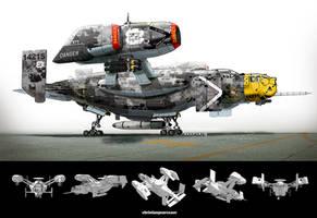 B-86 Murder Mallard by ChristianPearce