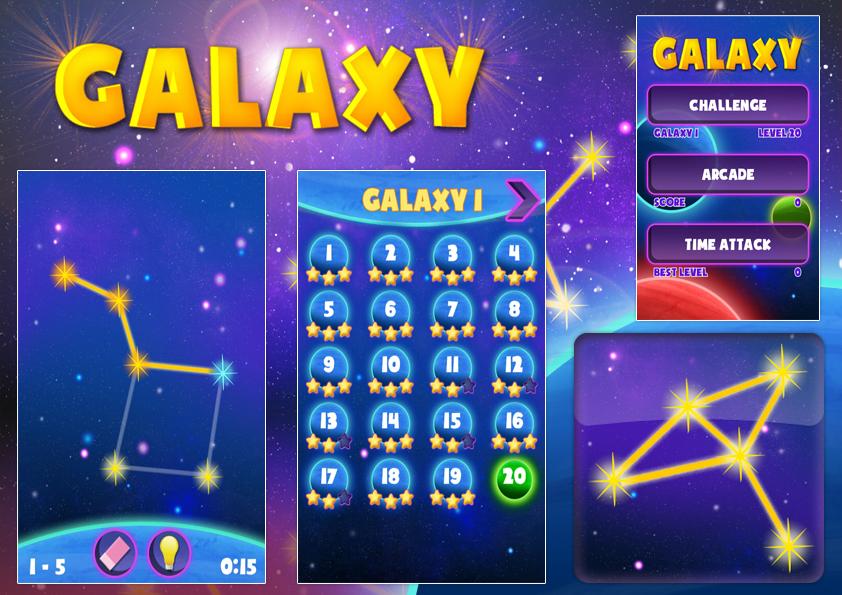 Galaxy by FrahDesign