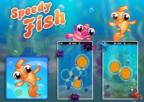 SpeedyFish by FrahDesign