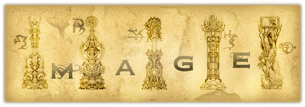 Mage Eveil by FrahDesign