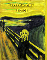The Scream by A1WEND1L