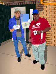 Mike and Stan