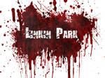 Linkin park blood wallpaper
