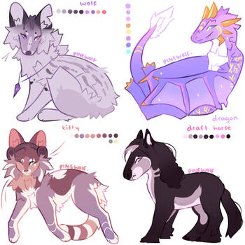 gacha designs