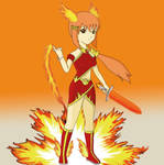 Godess Of Fire