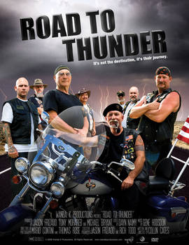 Road To Thunder One Sheet