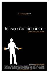 To Live and Dine in LA Poster