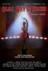 Olga Kay's Circus - One Sheet