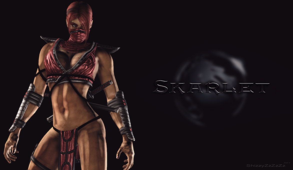 Mortal kombat skarlet naked exposed photos