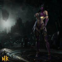 MORTAL KOMBAT 11 - MILEENA'S SCREENSHOT by ShizzyZzZzZzART