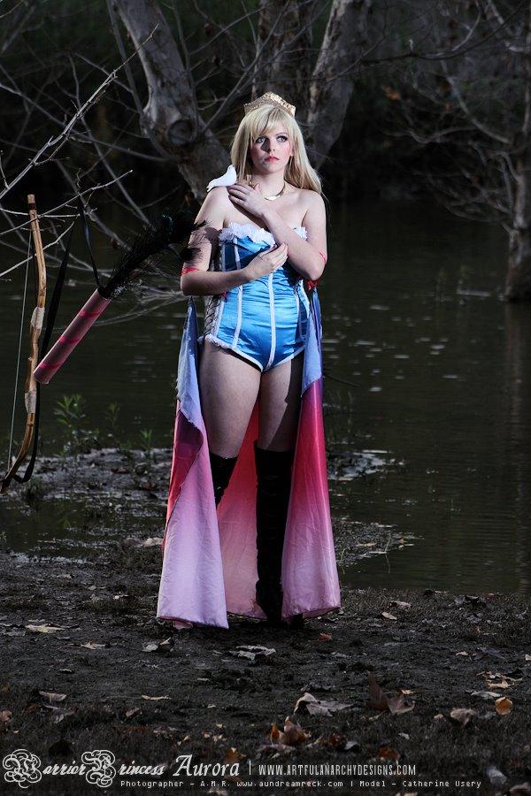 Aurora, Called Rose by ArtfulAnarchy