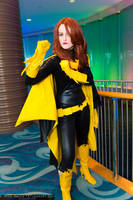 Babs as Batgirl by ArtfulAnarchy
