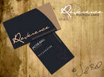 Reverence Business Card