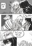 Comics RWBY - Blake and Yang 11