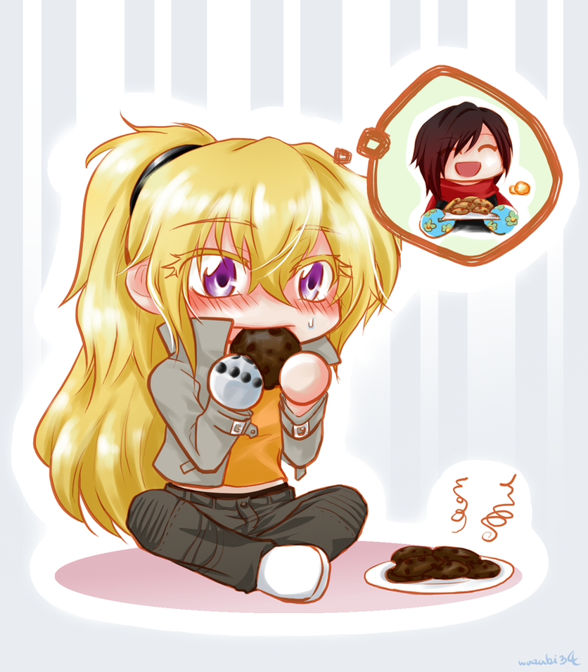 Misses her cookie by wazabi34