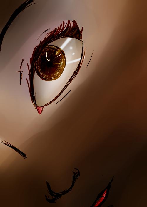 el ojo by miremi14