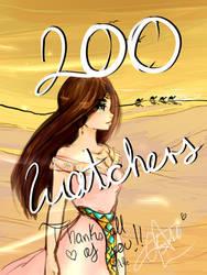 200 thanks!! by miremi14