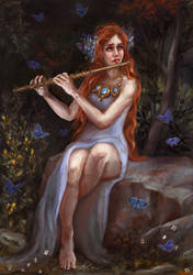 Butterfly Songstress