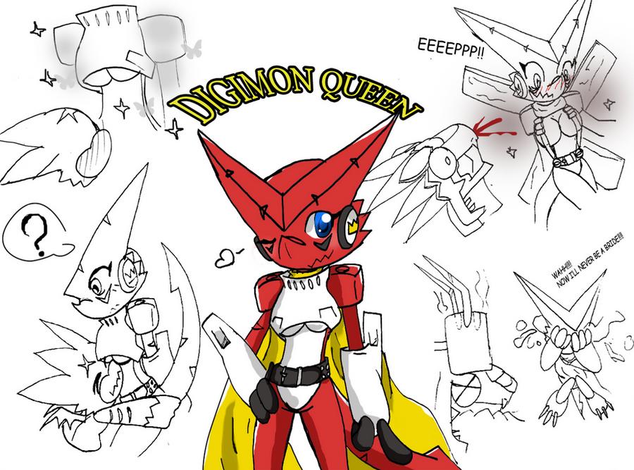 Digimon Fusion Nene - Hot Girls Wallpaper