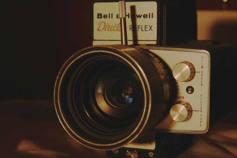 Vintage Camera By Thecrazyfilmguy