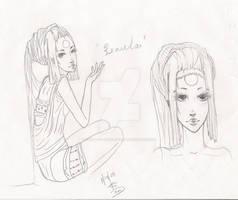 OC: Remela Prototype