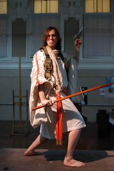 Samurai Gunsmith Jesus 3