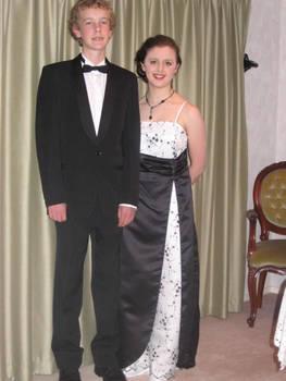 Tuxedos and Ballgowns
