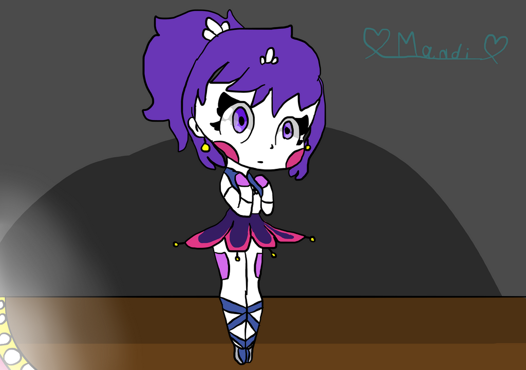 Pictures Of Ballora Cute: Kawaii Ballora By TheRealMandi On DeviantArt
