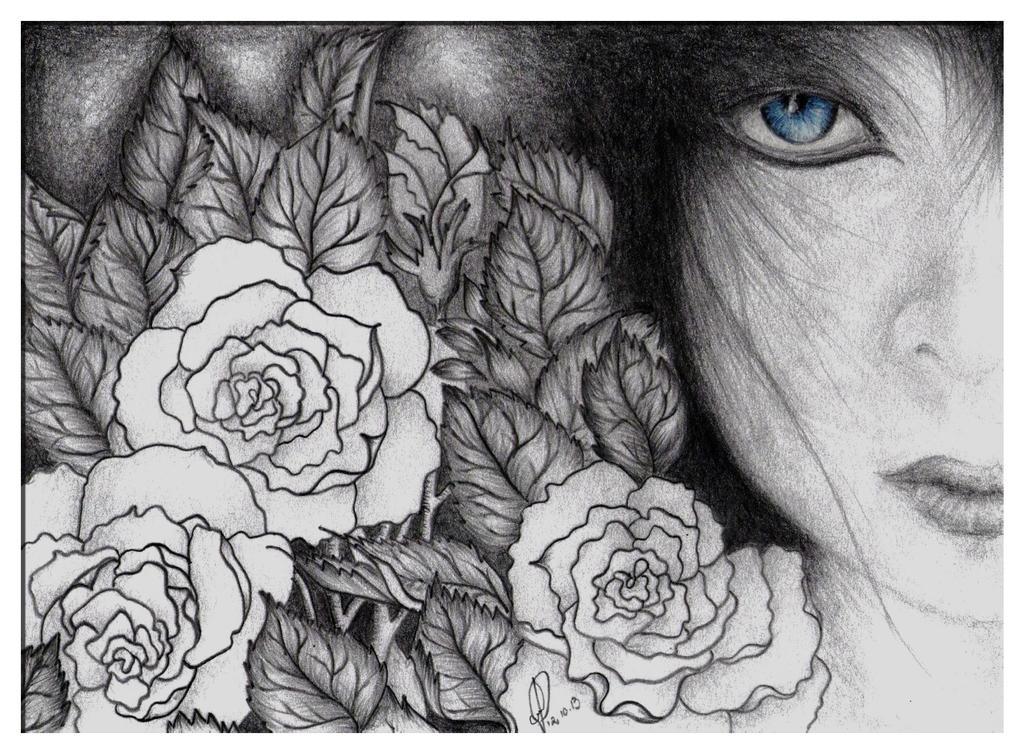 Bouquet by seek-and-hide