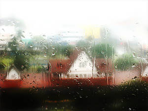 Slow Thoughts under the Rain by seek-and-hide