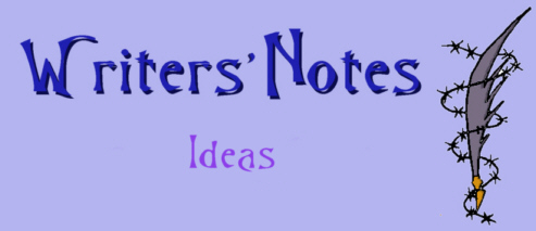 Writing Tips - Ideas by DarkDelusion